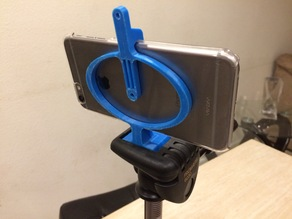 Single print 3-in-1 Smartphone Mount