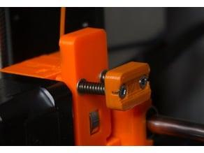 Improved idler for Prusa i3 MK2(s) extruder