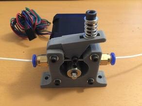 3D Printer Simple Extruder