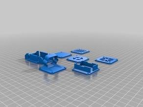 Mini Quad Stacking Plates