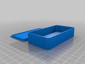 Customized Enclosure with Lid