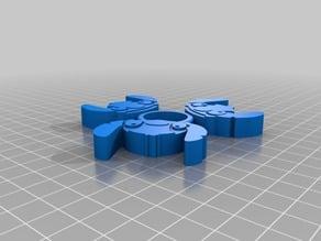 Stitch Fidget Spinner - Wingnut2k