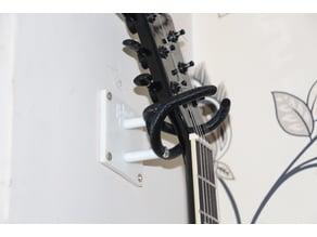 Stylish Guitar Hook / Stand / Wallmount