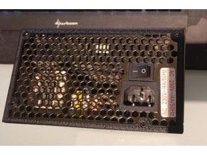 ATX PSU vibration dampening gasket
