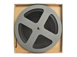 Reel-to-Reel Tape Spool