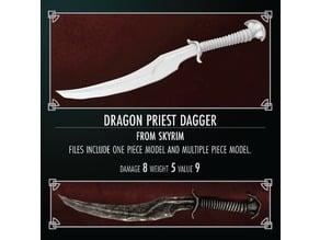 Dragon Priest Dagger