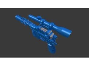 DL-44 Blaster WIP