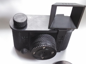 Viewfinder for P6*6 / P6*6W Pinhole Cameras