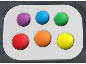 Six Button Gamepad