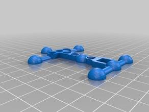 LEGO Bionicle half-body part