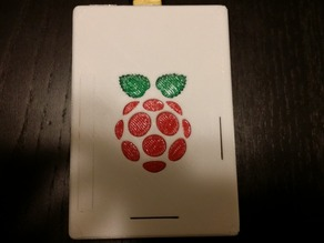 Raspberry Pi B+ Beauty Queen Case