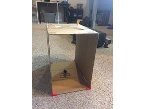 Tiny Whoop Brushed Whoop Cardboard Box Gate Snap Bracket thing