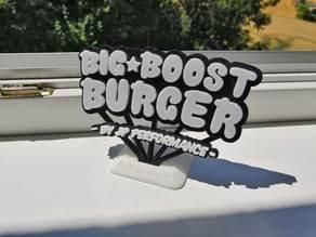 BigBoostBurger (JP Performance)