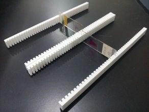 Microscope Slide Divider