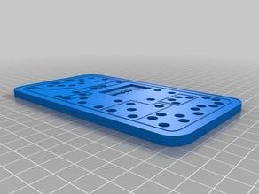 iPhone 6 / 6 plus screw tray