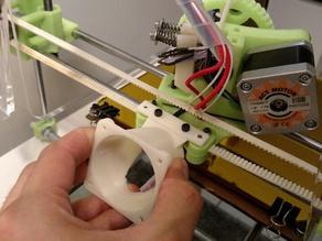 Fan mount adapter