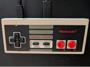 Light Pipe for RetroPie NES Controller
