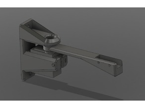 Servo-deployed Nozzle Wiper for 3030mm Extrusion -*UPDATE*