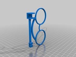 minimalist VR phone lenses