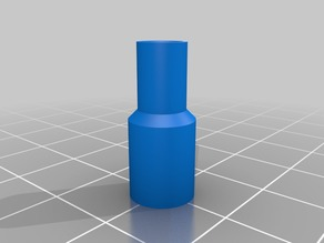 PTFE Tube Cap with Filament Holder - Tighter Fitting