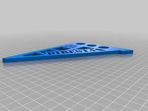 DIRESTA Style Push Style 3D Printed