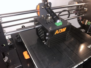 Hotend case for Anycubic i3 MEGA