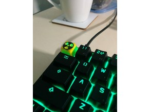 Nuke Cherry Mx Keycap