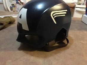 Captain America Helmet