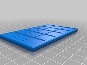 3x5 18x18 Magnetic Screw Tray