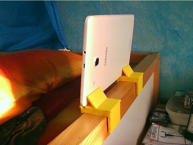 Letto A Castello Ikea Kura.Stand Tablet Ikea Kura By Genovese Thingiverse
