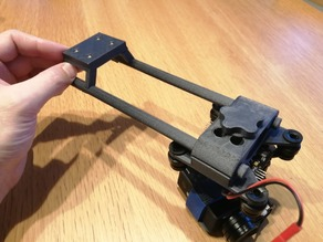 gimbal pour plaque f450