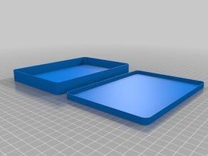 My Customized Parametric Altoids-Like Tin Generator v5