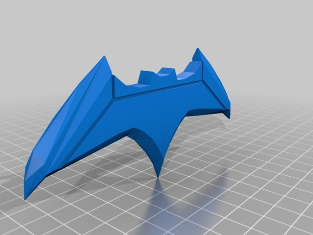 Batman V Superman: Origami Batarang : 14 Steps (with Pictures ... | 472x628