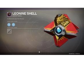 Leonine Ghost Shell Destiny 2