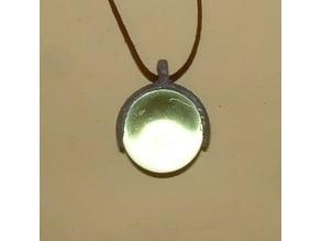 Marble holder Pendant