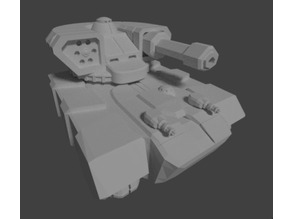 Battletech Goblin Medium Tank