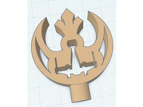 MP Select Mini Star Wars Extruder Spinner