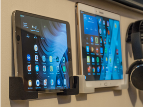 Simple and Convenient Tablet Wall Mount