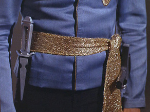 Spock's dagger from the Mirror Mirror episode of Star Trek