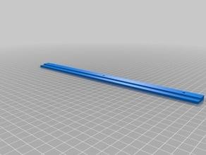 Rigidbot Build Plate Glass Clamp