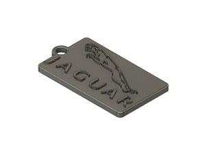 Keychain Jaguar (2)