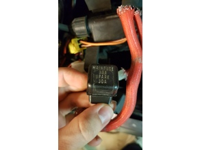 Fuse holder for Vmax