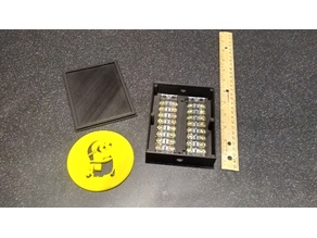 8-Position (16 Lead) Electrical Junction Box