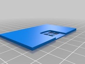 My Customized Modular Building 2x6 rr