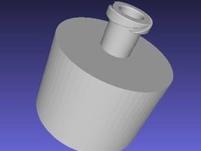 Pressure transducer Attachment
