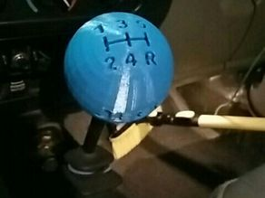 Jeep Shift Knob
