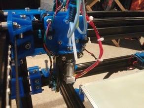 D-Bot differential IR Z-probe bracket
