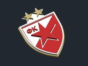 FC RedStar Belgrade - Logo