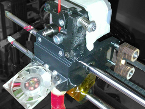 Printrbot Plus (v2) Replacement Extruder