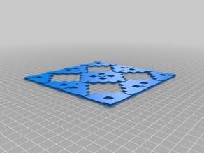XY Calibration Grid